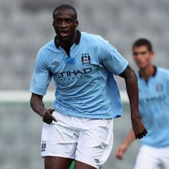 Toure: Loving life at City