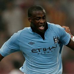 Toure: Suspended