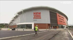 Rotherham's new home