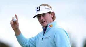 Brandt Snedeker followed up his opening 66 with an even better 64 on Friday.