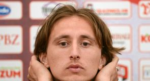 Luka Modric: At the centre of one of the summer's biggest transfer sagas