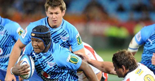Chiliboy Ralepelle Bulls v Lions 2012