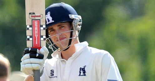 Chris Woakes - Warwickshire - batting