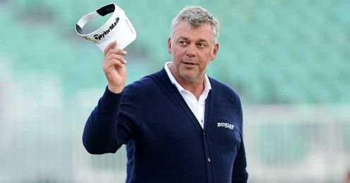 Darren Clarke: Is his hat still in the ring?