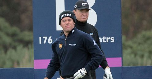 Westwood: Chasing a Major