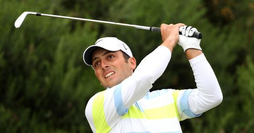 Molinari: Rob reckons the Italian could have prospered further with more forceful putting