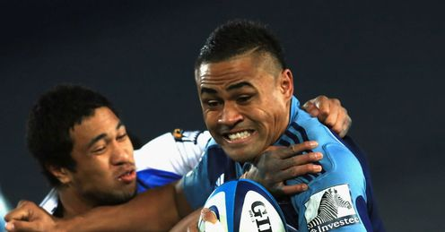 Francis Saili Auckland Blues