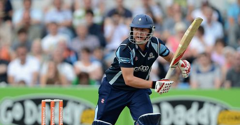 Gary Ballance Yorkshire 2012