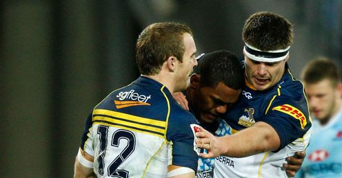 Henry Speight ACT Brumbies
