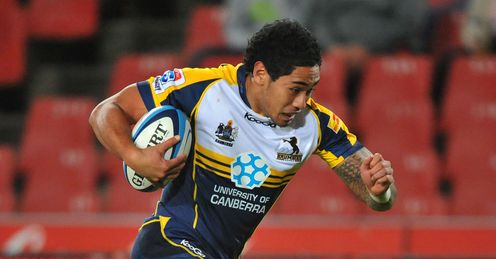 Joe Tomane Brumbies SR 2012