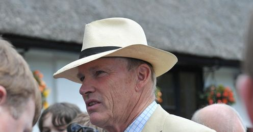 John Gosden: the trainer's charge, Lahaag, is Alex's tip for the Lincoln Handicap