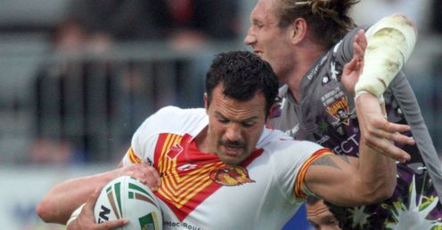 Louis Anderson Catalan Dragons