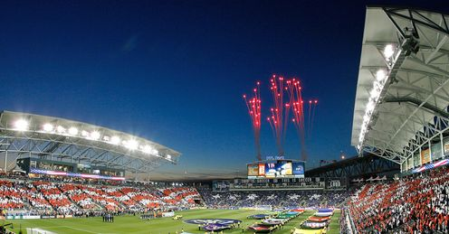 Glamour: Orlando are aspiring to join the glitz of the MLS