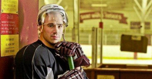 Mike Danton: Will be playing in the EIHL with Coventry Blaze next season