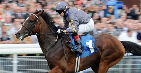 Mount Athos is Alex's pick for the Geoffrey Freer at Newbury
