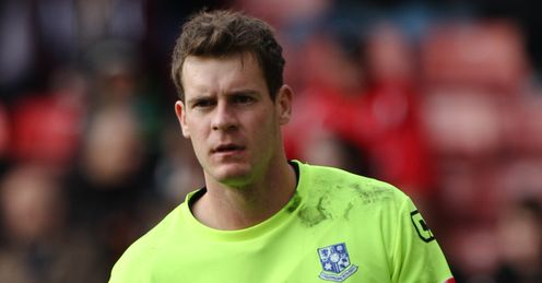 Owain Fon Williams: Hoping to end the season on a high