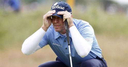 Steve Stricker: Change of heart