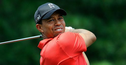 Tiger Woods - looking to keep his momentum going?