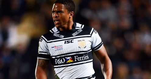 Jordan Turner - Hull FC- Super League