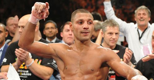 Kell Brook: Won a split decision