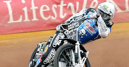 Holder: the Australian could be crucial for Poole on Wednesday night