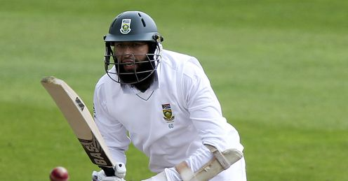 Hashim Amla South Africa v Somerset tour match day 1 Taunton