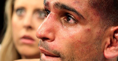 Amir Khan faces some tough decisions after defeat to Garcia