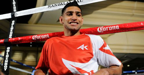 Khan: Ready to step it up