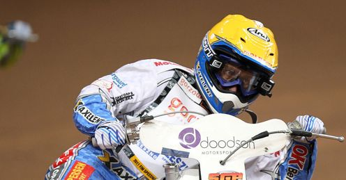 Nicki Pedersen: Nigel's pick for world title