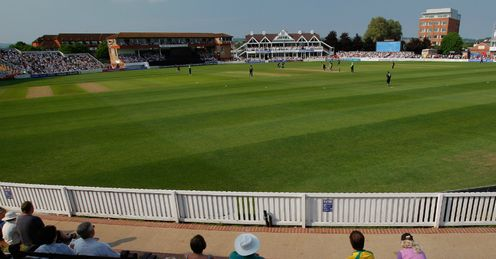Somerset v Hampshire Clydesdale Bank 40 Taunton