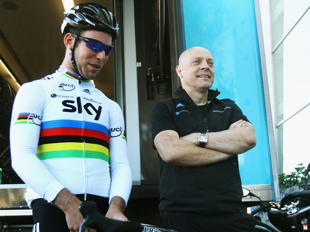 Brailsford: In charge