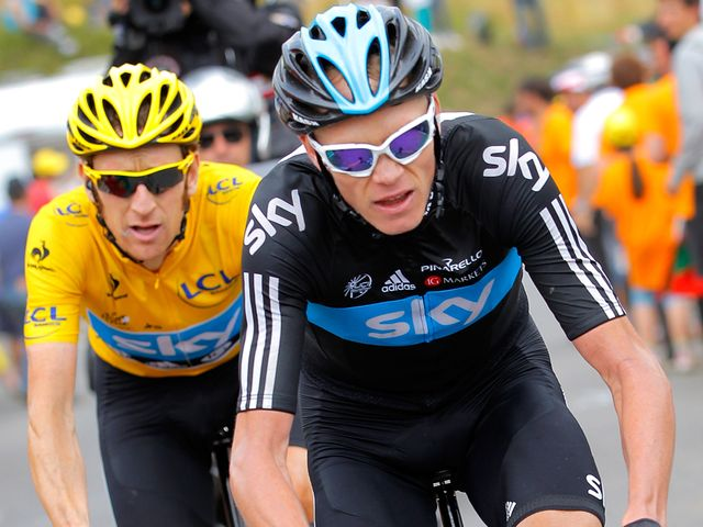 Froome: Played a key role in Grand Tours