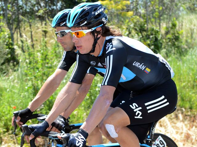 Uran: Olympic silver medallist back in action