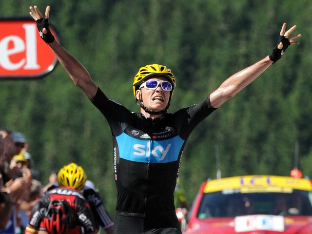 Froome: Magnificent performance to take the stage