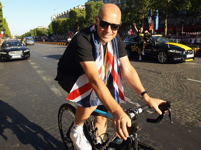 Brailsford: Has masterminded Team Sky's success