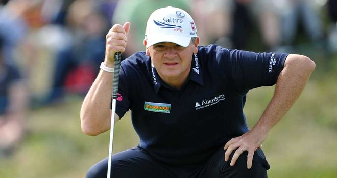 Paul Lawrie: Will be playing in just his second Ryder Cup and first since 1999.