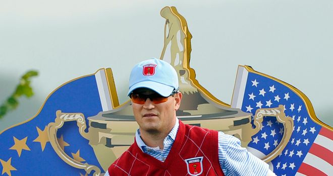 Zach Johnson: Will be playing in his third Ryder Cup.