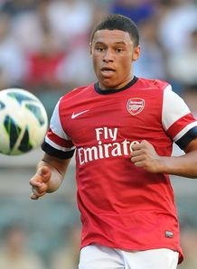 Picture of Alex Oxlade-Chamberlain
