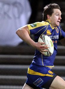 Ben Smith in Otago colours