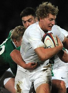 Billy Twelvetrees for England Saxons