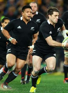 Cory Jane All Blacks v Wallabies RC 2012