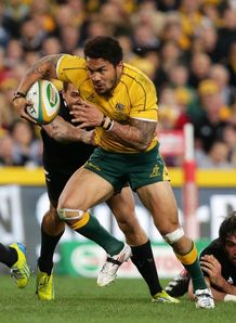 Digby Ioane Australia v New Zealand