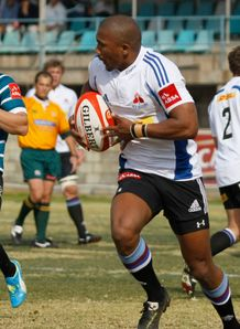 Ederies Arendse scoring for Western Province