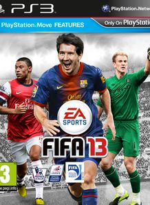 Win Copies of FIFA 13 for PS3