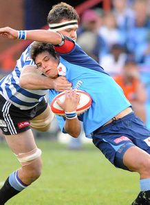 Francois Venter Blue Bulls v WP 2011