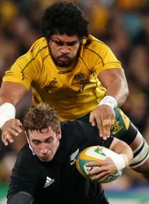 Luke Romano New Zealand v Australia RC 2012
