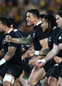 New Zealand All Blacks vs Australia 2012