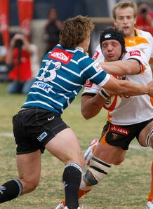 Pieter Labuschagne Cheetahs v Griquas CC 2012