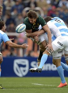 South Africa Eben Etzebeth C v Argentina Julio Farias Cabello R