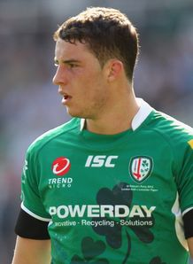 Steven Shingler London Irish AVP 2012